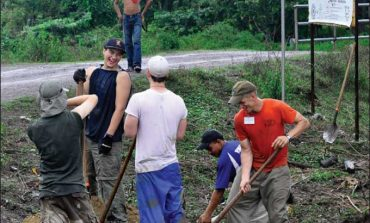 Deacon Charlie Stump: Missions to Honduras on hold, but faith remains
