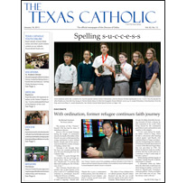 Subscribe to The Texas Catholic
