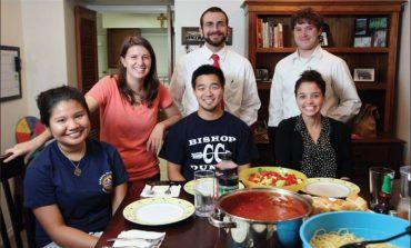 Notre Dame teaching-service program has rewarding relationship with diocesan schools
