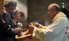 Holy Eucharist: Sacrament of love and promise of everlasting love