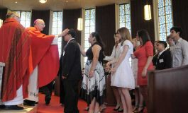 Confirmation is sacrament of Holy Spirit