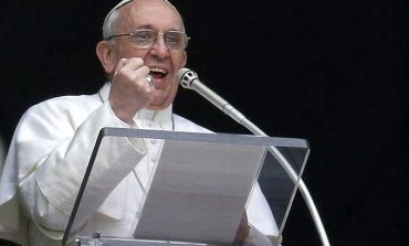 Pope Francis: God never tires of forgiving