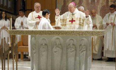 Renovations preserve past, celebrate future of parish