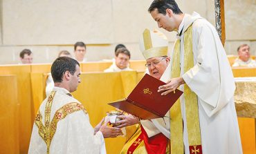Cistercians rejoice in ordination of new priest