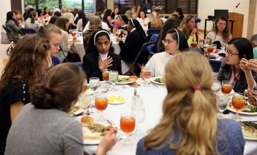 60 women attend first Marian Dinner at UD