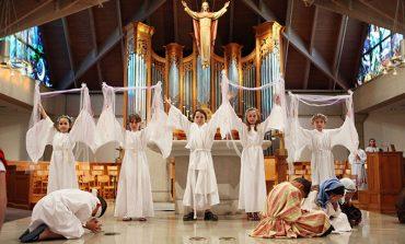 'He has risen!'