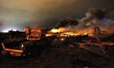 Texas responds to destruction in West