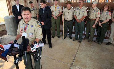 Boy Scouts approve plan to accept openly gay youth