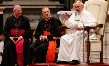 Pope pays tribute to predecessor, John XXIII
