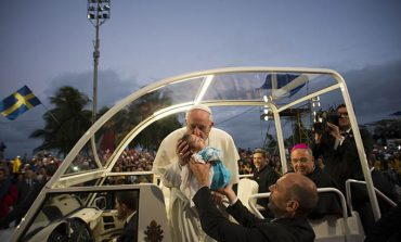 In Brazil, pope's actions resonate powerfully