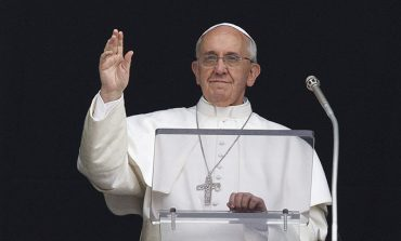 Faith is not ornamental, pope says
