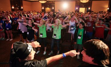 Teens gather for Dallas Catholic Youth Conference