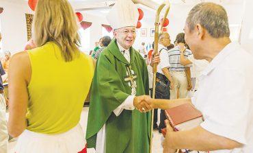 Parish celebrates two decades of faith, service