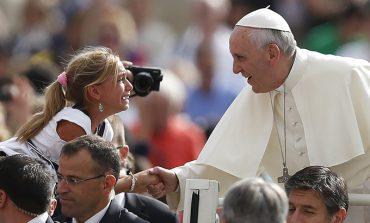Pope: We need help from Jesus, Mary