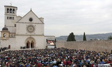 "Pope in Assisi: Church must renounce ""spirit of the world"""