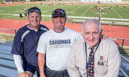 Father, sons help shape JPII program