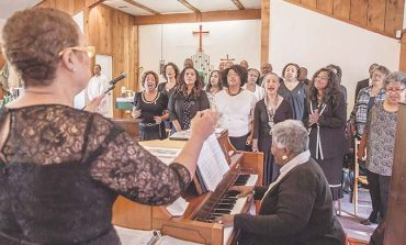 Parish marks its 75th anniversary