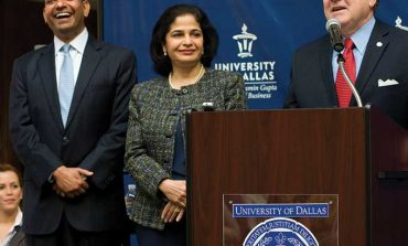 Alumni give $12 million to University of Dallas