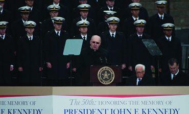 Dallas marks anniversary of JFK assassination