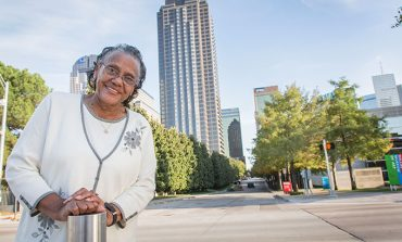 VOICES: Mary Finnell   Harwood near downtown