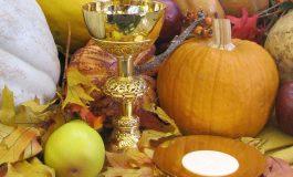 Thanksgiving: returning stolen goods