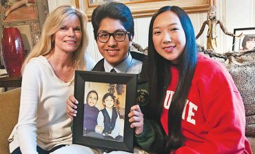 Family, school fulfill a mother's dying wish