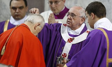 "Pope: Lent comes to ""reawaken"" us"