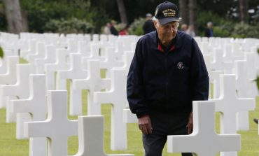 Pope remembers 'heavy sacrifice' of D-Day
