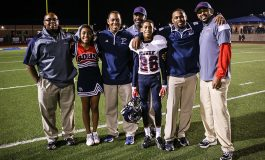 Faith, family and football