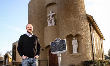 Man's journey of faith benefits parish