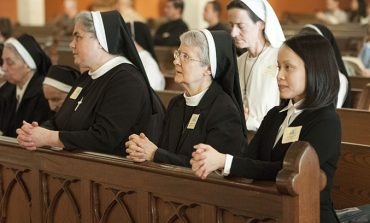 Mass celebrates Consecrated Life