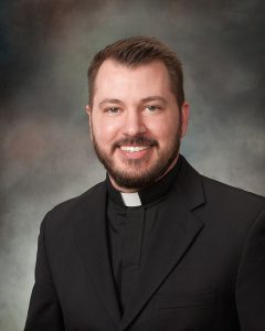Paul Iverson will be ordained to the Order of Presbyter during a Mass celebrated by Bishop Kevin J. Farrell at the Cathedral Shrine of the Virgin of Guadalupe on May 30.