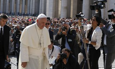 Pope Francis: Families are heroic