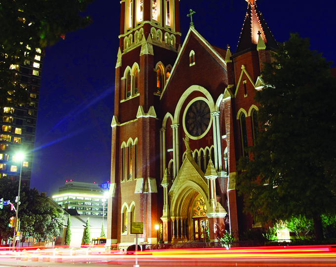 Diocese of dallas tx