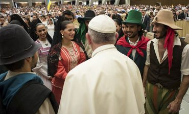 A trinity of a different kind on the pope's U.S. agenda