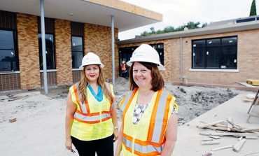 Campus makeover paves way for new opportunities