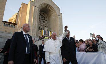 Pope Francis canonizes Junipero Serra