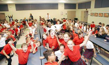 Principal says award adds to school's momentum