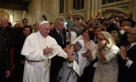 Papal favorability numbers rise following U.S. visit