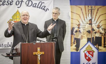 Pope appoints Msgr. Kelly as auxiliary bishop