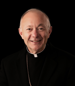 Bishop J. Douglas Deshotel