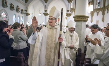 Diocese welcomes new auxiliary bishop