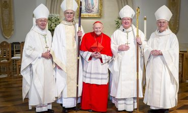 Family fosters love of faith, call to priesthood
