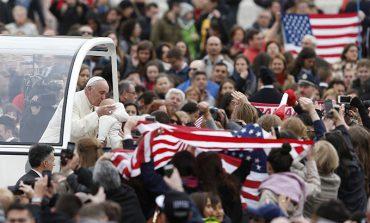 Pope: Holy Week is memorial of God's infinite mercy