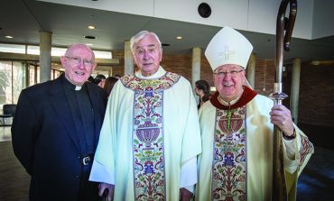 Growing Plano parish marks 25th anniversary