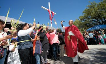 Holy Week and the church's living memory