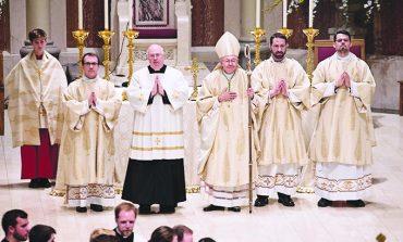 Bishop Deshotel returns to lead hometown diocese