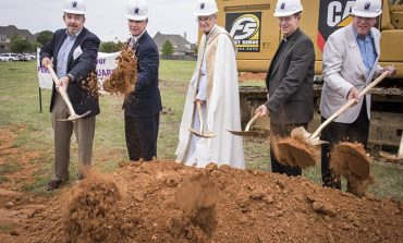 McKinney parish breaks ground on new sanctuary