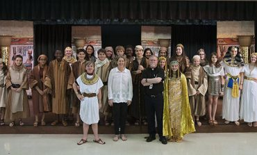 Faith takes centerstage at St. Mark