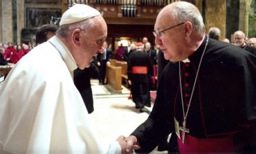 Bishop Farrell among 17 new cardinals